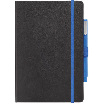 Blue - Nova Color Pop Bound JournalBook | Hardgoods.ca
