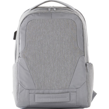 Gray - Overland 17'' TSA Computer Backpack w USB Port | Hardgoods.ca