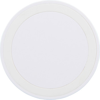 White  - Quake Wireless Charging Pad | Hardgoods.ca