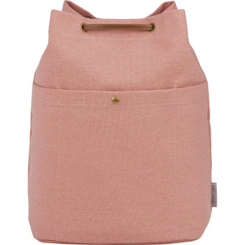 Pink - Field & Co. 16oz Cotton Canvas Convertible Tote | Hardgoods.ca