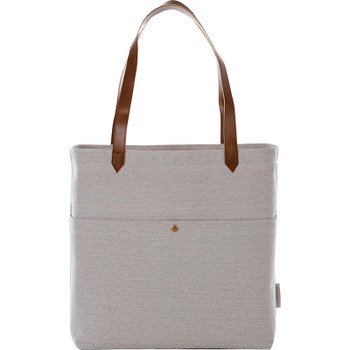 Gray - Field & Co. 16 oz. Cotton Canvas Book Tote | Hardgoods.ca