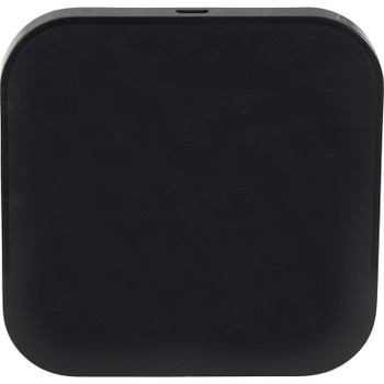 Black - Ozone Wireless Charging Pad with Dual Outputs | Hardgoods.ca
