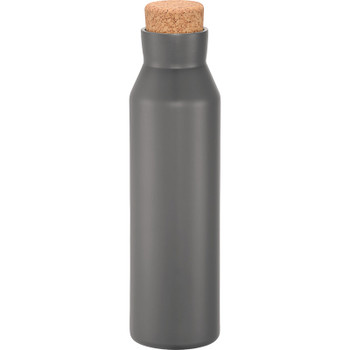 Gunmetal - Norse Copper Vacuum Insulated Bottle 20oz | Hardgoods.ca