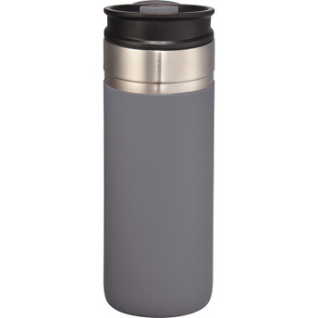 Gray - Vector Leak Proof Copper Vacuum Tumbler 18oz | Hardgoods.ca