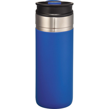 Blue - Vector Leak Proof Copper Vacuum Tumbler 18oz | Hardgoods.ca