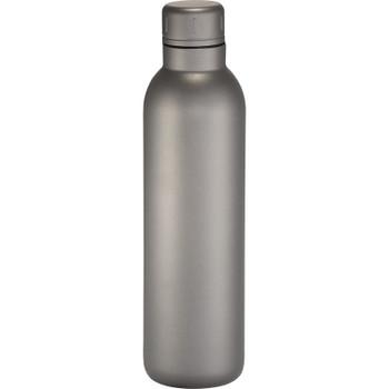 Gray - Thor Copper Vacuum Insulated Bottle 17oz | Hardgoods.ca