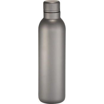 Gray - Thor Copper Vacuum Insulated Bottle 17oz | Hardgoods.ca
