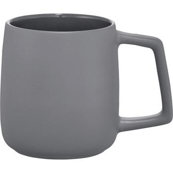 Gray - Sienna Ceramic Mug 14oz | Hardgoods.ca