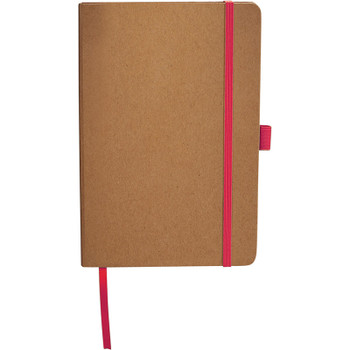 Red - Eco Color Bound JournalBook | Hardgoods.ca
