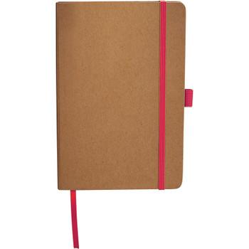Red - Eco Color Bound JournalBook | Hardgoods.ca