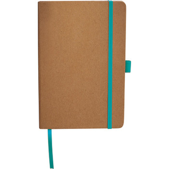Turquoise - Eco Color Bound JournalBook | Hardgoods.ca