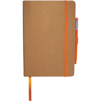 Orange - Eco Color Bound JournalBook Bundle Set | Hardgoods.ca