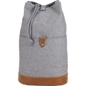 Light Gray - Field & Co. Campster Drawstring Rucksack | Hardgoods.ca