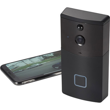 Smart Wifi Video Doorbell | Hardgoods.ca