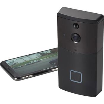 Smart Wifi Video Doorbell   Hardgoods.ca