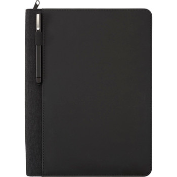 Vienna Heathered Zippered Padfolio | Hardgoods.ca