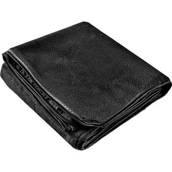 Black - Oversized Waterproof Outdoor Blanket with Pouch | Hardgoods.ca