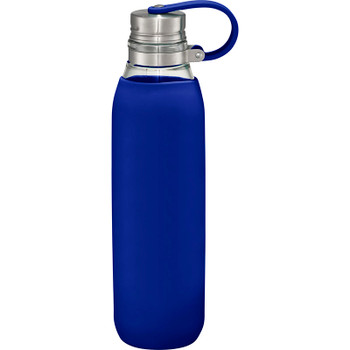 Blue - Oasis Glass Bottle 22oz | Hardgoods.ca