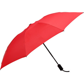 Red - 46'' Auto Open and Close Folding Inversion Umbrella | Hardgoods.ca