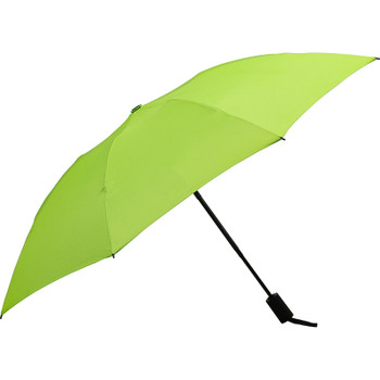 Lime - 46'' Auto Open and Close Folding Inversion Umbrella | Hardgoods.ca