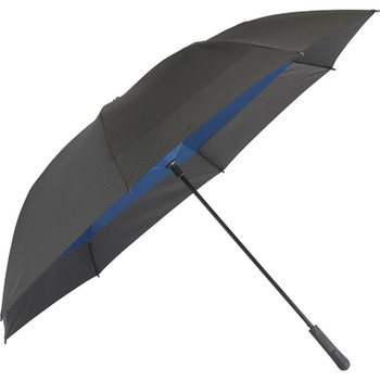 Navy - 58'' Inversion Auto Close Golf Umbrella | Hardgoods.ca
