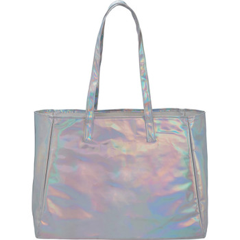 Holographic Shopper Tote | Hardgoods.ca