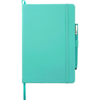 Mint Green - Vienna Large Hard Bound JournalBook | Hardgoods.ca