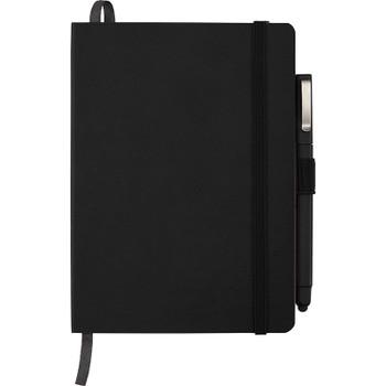 Black - Firenze Soft Bound JournalBook | Hardgoods.ca
