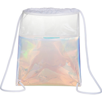 Iridescent Drawstring Bag | Hardgoods.ca