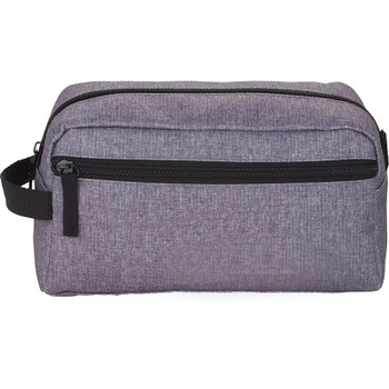 Graphite Travel Pouch | Hardgoods.ca