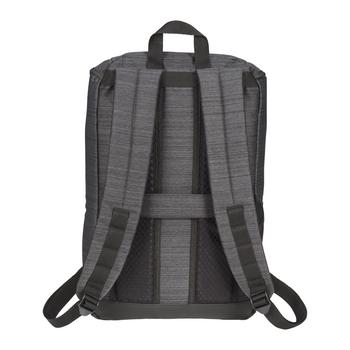 Graphite - NBN Mayfair 15'' Computer Backpack | HardGoods.ca