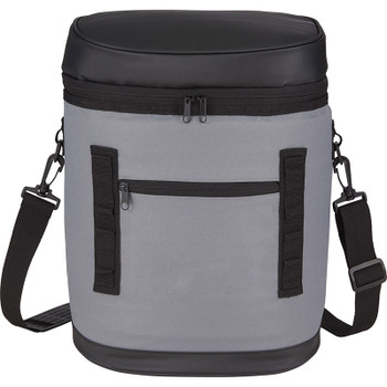 Black - 20 Can Backpack Cooler | Hardgoods.ca