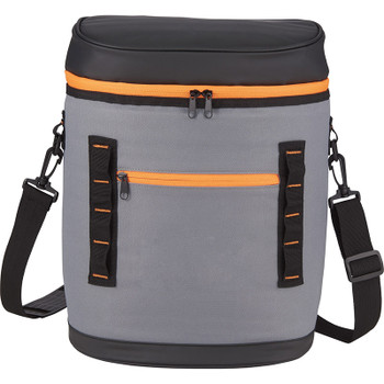 Orange - 20 Can Backpack Cooler | Hardgoods.ca