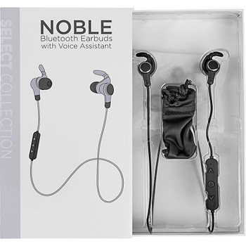 Noble Bluetooth Earbuds with Voice Assistant | Hardgoods.ca