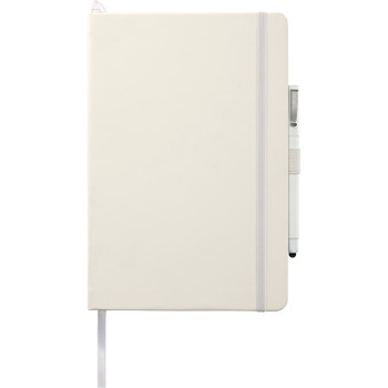 White - Vienna Large Hard Bound JournalBook Bundle Set | Hardgoods.ca