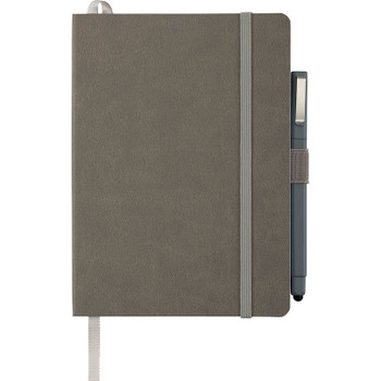 Gray - Firenze Soft Bound JournalBook Set | Hardgoods.ca