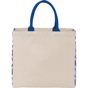 Royal - Diamond Gusset Cotton Tote | Hardgoods.ca