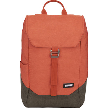Rooibos / Forest - Thule Lithos 15'' Computer Backpack 16L | Hardgoods.ca
