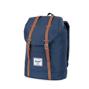 "Navy - Herschel Retreat 15"" Computer Backpack 