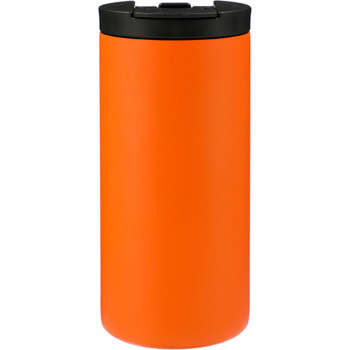 Orange - Aspen Leak Proof Copper Vac Tumbler 14oz | Hardgoods.ca