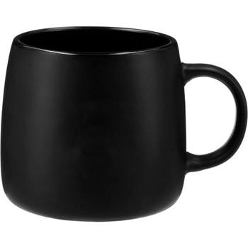 Black - Vida Ceramic Mug 15oz | Hardgoods.ca