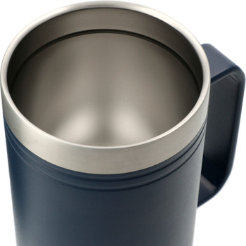 Navy - Arctic Zone® Titan Thermal HP® Copper Mug 24oz | Hardgoods.ca