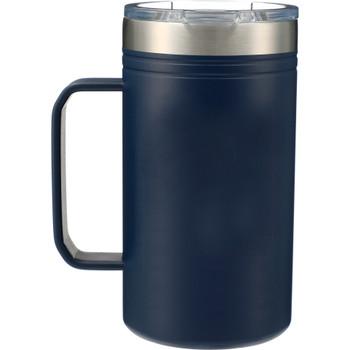 Navy - Arctic Zone® Titan Thermal HP® Copper Mug 24oz | Hardgoods.ca