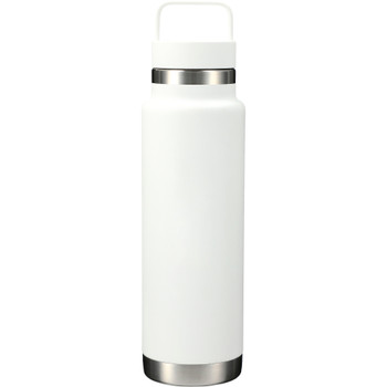 White - Colton Copper Vacuum Insulated Bottle 20oz | Hardgoods.ca