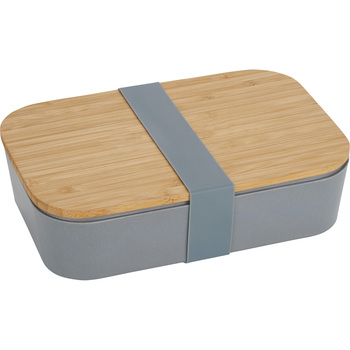 Bamboo Fiber Lunch Box with Cutting Board Lid  | Hardgoods.ca