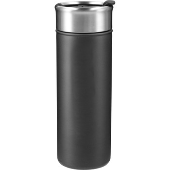Charcoal - Salem Copper Vacuum Insulated Tumbler 18oz | Hardgoods.ca
