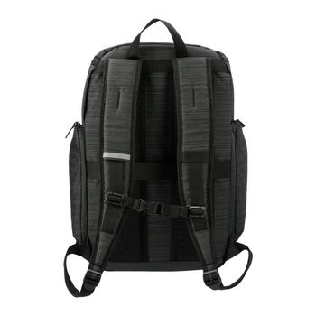 "Charcoal - NBN Whitby 15"" Computer Backpack w/ USB Port | HardGoods.ca"