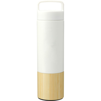 White - Welly¨ Traveler Copper Vacuum Bottle 18oz | Hardgoods.ca