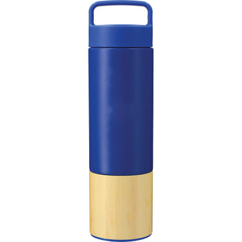 Blue - Welly¨ Traveler Copper Vacuum Bottle 18oz | Hardgoods.ca