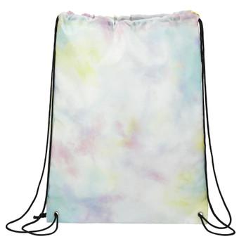 Tie Dyed Drawstring Bag | Hardgoods.ca
